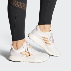 Adidas Edge Lux 3 white/copper size 8